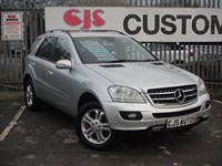 Used Mercedes ML500 M Class SE 7G-Tronic 4x4 5dr