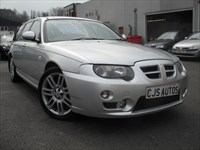 Used MG ZT-T CDTI 135+ 5DR RECENT SERVICE AND MOT