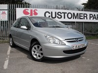 Used Peugeot 307 HDi 90 Rapier 3dr WHAT A CLEAN CAR