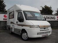 Used Peugeot Boxer 270s SWB Chassis Cab Turbo