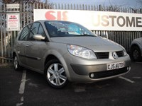 Used Renault Scenic 1.5dCi Dynamique 5dr CAMBELT CHANGED IN 2012
