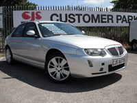 Used Rover 75 CDTi Contemporary SE 4dr Auto