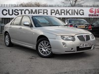 Used Rover 75 CDTi Connoisseur SE 4dr
