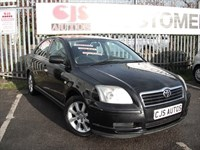 Used Toyota Avensis D-4D T3-S 5dr DRIVES VERY WELL