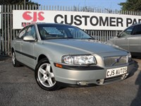 Used Volvo S80 D5 SE 4dr NEW MOT