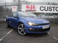 Used VW Scirocco TDI 3dr