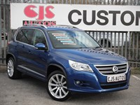 Used VW Tiguan TDI R-Line Tiptronic 4Motion 5dr