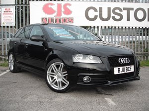 used Audi A3 TDI S Line 5dr [Start Stop] in Bedminster-Bristol