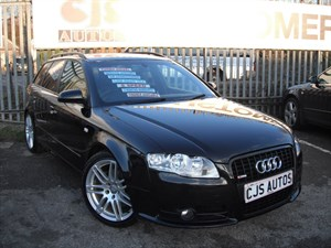 used Audi A4 Avant 2.0TDI S Line Special Edition 5dr in Bedminster-Bristol