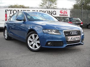used Audi A4 TDI Quattro 170 SE 4dr 50+MPG £140 TAX in Bedminster-Bristol