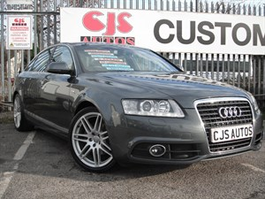 used Audi A6 SALOON TDI Le Mans 4dr FULL LEATHER NEW SHAPE LIGHTS in Bedminster-Bristol