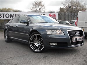 used Audi A8 TDI Quattro SE 4dr Tip Auto ITS A MUST HAVE in Bedminster-Bristol