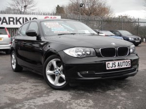 used BMW 116d 1 SERIES Sport 5dr MANUFACTURER WARRANTY 09/2014 in Bedminster-Bristol