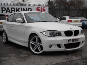 used BMW 118d 1 SERIES M Sport 3dr ITS THE ONE TO HAVE in Bedminster-Bristol