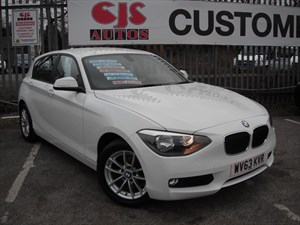 used BMW 118d 1 SERIES TD (s/s) SE Sports Hatch 5dr in Bedminster-Bristol
