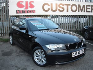 used BMW 118d 1 SERIES TD ES 5dr £30 PER YR TAX 50+MPG in Bedminster-Bristol