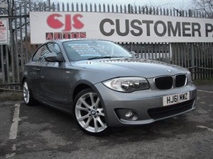 used BMW 120d 1 SERIES TD Sport 2dr 18ALLOYS+PDC FRONT & REAR in Bedminster-Bristol