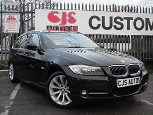 used BMW 318d 3 SERIES TD Exclusive Touring 5dr in Bedminster-Bristol