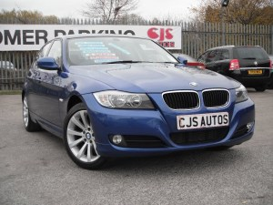 used BMW 318d 3 SERIES SE Business Edition 4dr TRY AND FIND ONE in Bedminster-Bristol