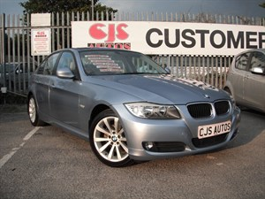 used BMW 318i 3 SERIES SE 4dr Step Auto WHAT A VERY PRETTY CAR in Bedminster-Bristol