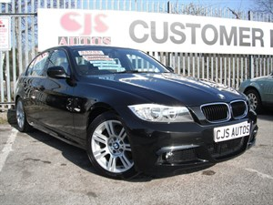 used BMW 318i 3 SERIES M Sport 4dr in Bedminster-Bristol