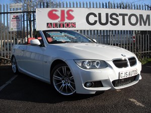 used BMW 320d 3 SERIES TD M Sport 2dr MASSIVE SPEC in Bedminster-Bristol