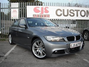 used BMW 320d 3 SERIES [184] M Sport 4dr Step Auto in Bedminster-Bristol