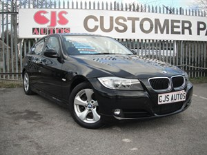 used BMW 320d 3 SERIES TD EfficientDynamics 4dr £20 TAX 65+MPG in Bedminster-Bristol