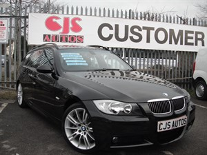 used BMW 330d 3 SERIES TD M Sport Touring 5dr in Bedminster-Bristol