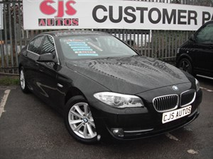 used BMW 520d 5 SERIES TD SE 4dr £11995 DECEMBER PRICE ONLY in Bedminster-Bristol