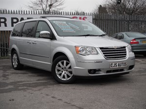 used Chrysler Grand Voyager CRD Limited 5dr Auto PERFECT FOR THE FAMILY in Bedminster-Bristol