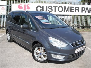 used Ford Galaxy EcoBoost Titanium 5dr Powershift MASSIVE SPEC in Bedminster-Bristol