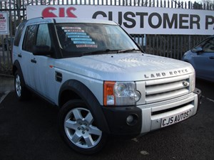 used Land Rover Discovery TD HSE 5dr 4WD FULLY LOADED in Bedminster-Bristol