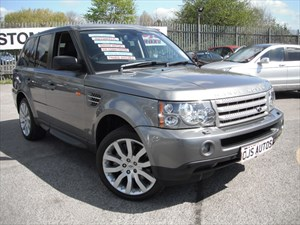 used Land Rover Range Rover Sport TDV6 HSE 5dr Auto NEW CAMBELT DONE in Bedminster-Bristol