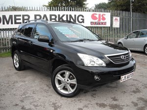 used Lexus RX 400h SR 5dr CVT Auto WHAT A NICE CAR in Bedminster-Bristol