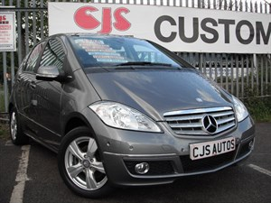 used Mercedes A160 A CLASS Avantgarde SE CVT 5dr in Bedminster-Bristol