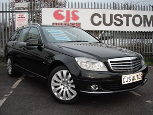 used Mercedes C220 C CLASS CDI BlueEFFICIENCY Elegance 5dr in Bedminster-Bristol