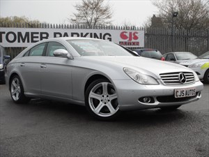 used Mercedes CLS500 CLS 4dr [388] Tip Auto WHAT A CAR in Bedminster-Bristol