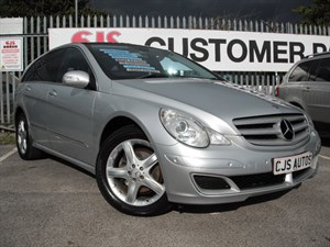 used Mercedes R320 R CLASS CDI Sport 5dr Auto WHAT A CAR in Bedminster-Bristol