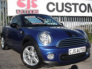 used MINI Coupe Cooper Chilli 2dr in Bedminster-Bristol
