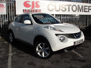 used Nissan Juke 1.5dCi Acenta 5dr DECEMBER ONLY 10495 in Bedminster-Bristol