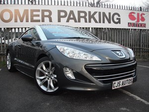 used Peugeot RCZ THP GT 2dr in Bedminster-Bristol