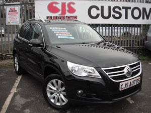 used VW Tiguan SE 5dr 4WD NEED I SAY ANY MORE!!!!! in Bedminster-Bristol