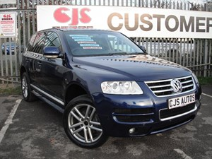 used VW Touareg TDI Altitude 5dr JUST BEEN SERVICED AT 96K in Bedminster-Bristol