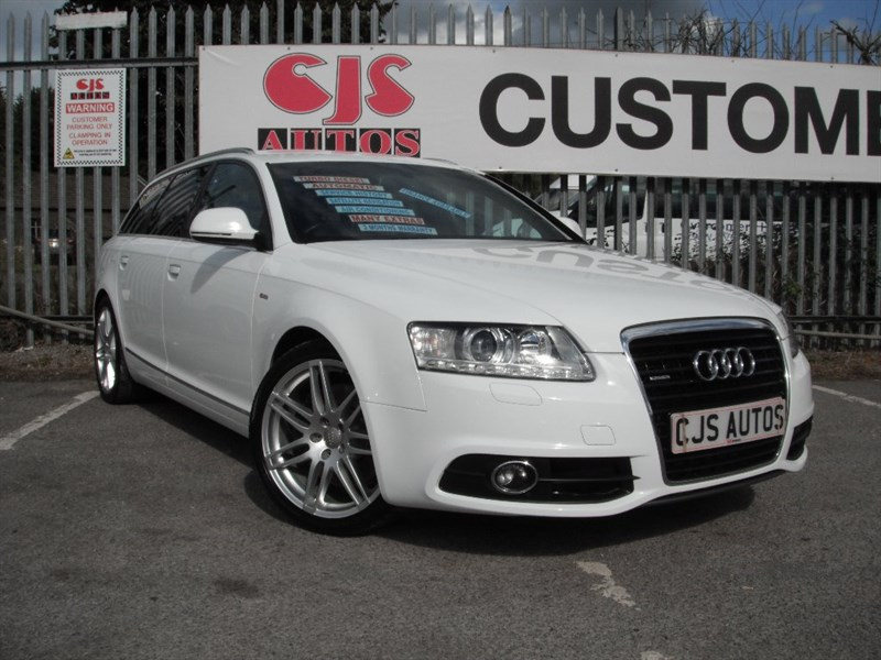 used Audi A6 Avant TDI S Line Special Edition Tiptronic Quattro 5dr in Bedminster-Bristol