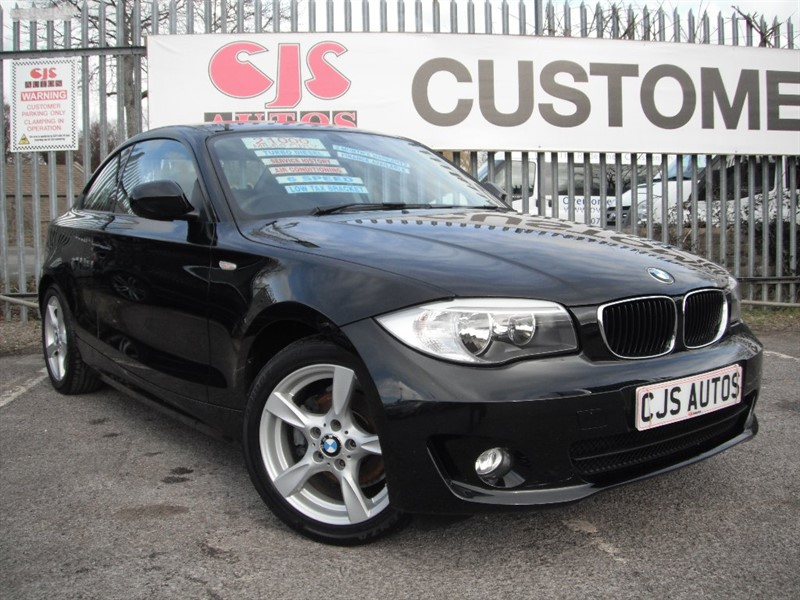 used BMW 118d 1 Series Sport 2dr in Bedminster-Bristol