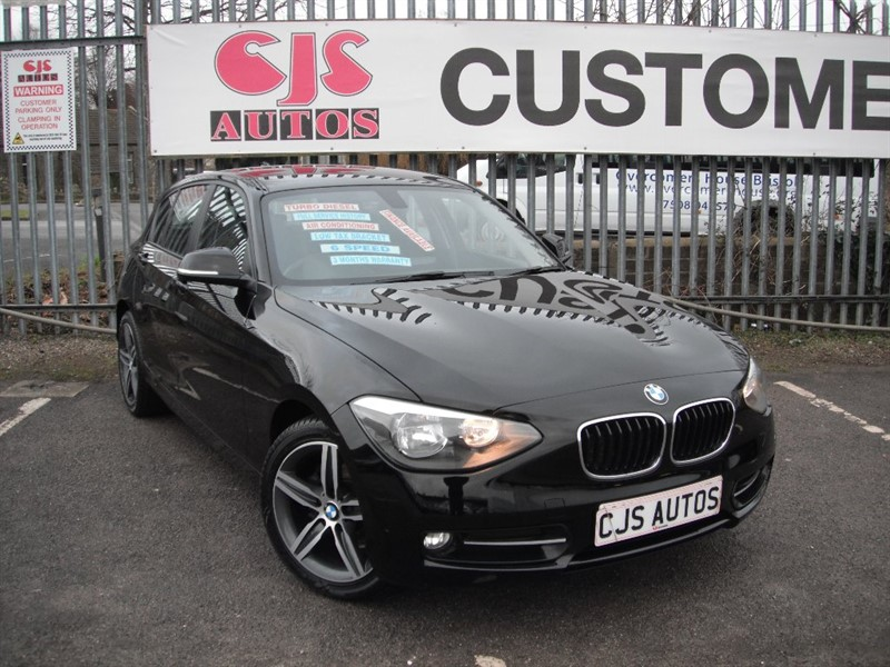 used BMW 118d 1 Series Sport 5dr in Bedminster-Bristol
