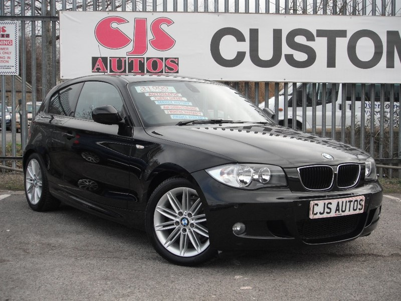 used BMW 118d 1 Series M Sport 3dr in Bedminster-Bristol