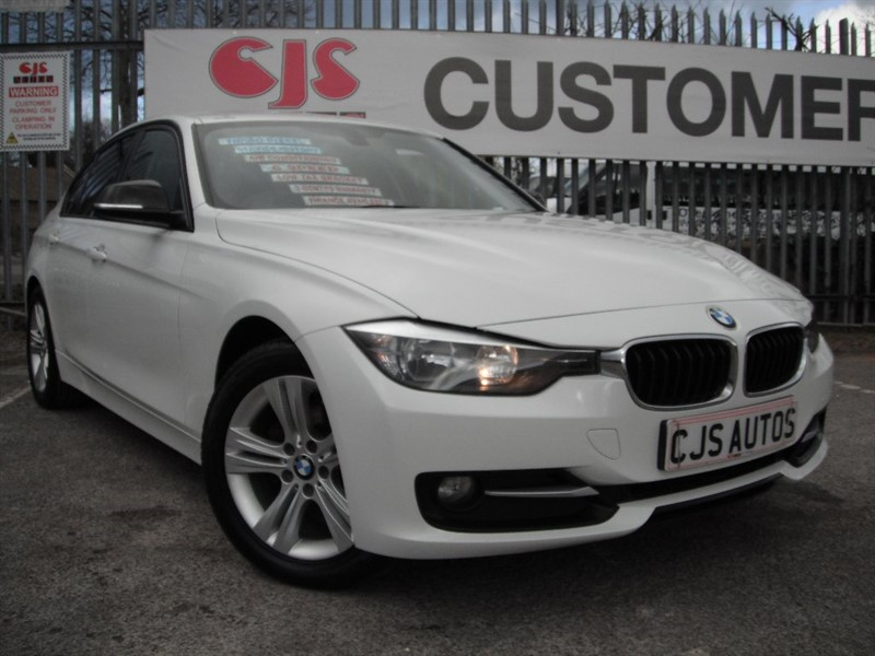 used BMW 316d 3 Series Sport 4dr (start/stop) in Bedminster-Bristol