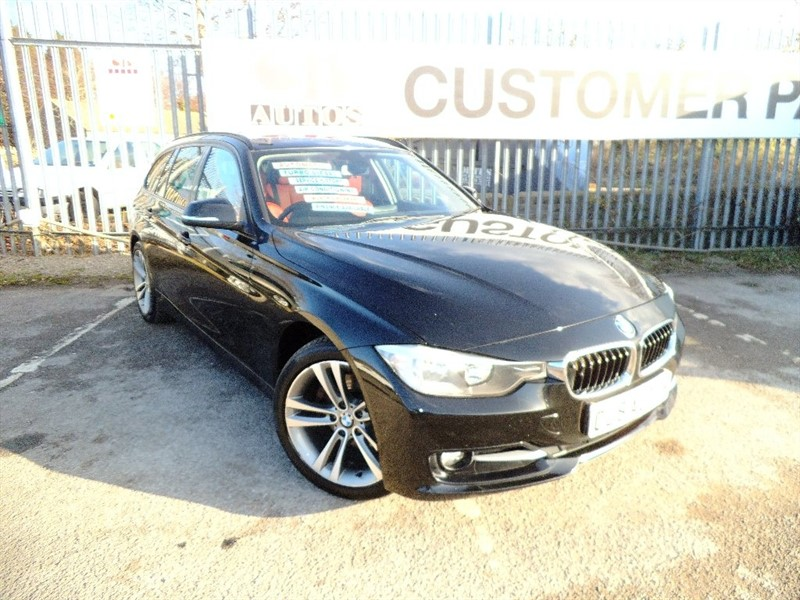 used BMW 320d 3 Series Sport Touring 5dr (start/stop) in Bedminster-Bristol
